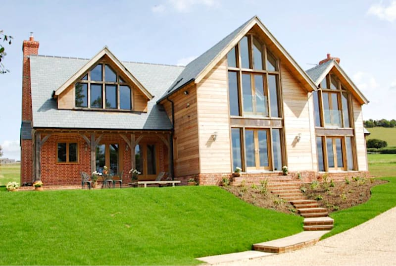 New Build Countryside Home - Dorset Builders