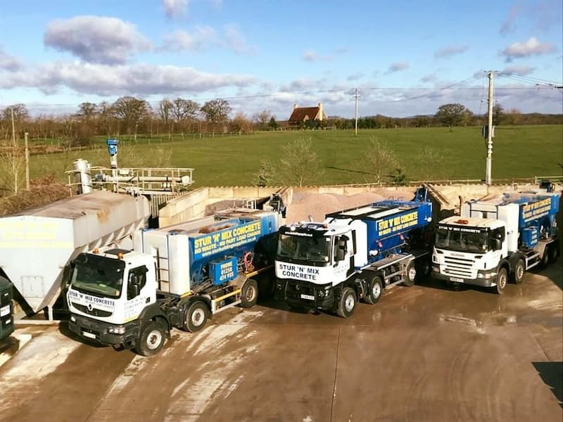 Concrete suppliers Dorset and Somerset